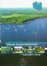 Okładka książki: Obszar Kanału Elbląskiego