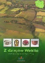 Okładka książki: Z dziejów Weklic