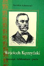 Okładka książki: Wojciech Kętrzyński