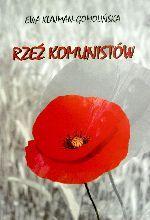 Okładka książki: Rzeź komunistów