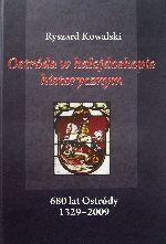 Okładka książki: Ostróda w kalejdoskopie historycznym