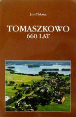 Okładka książki: Tomaszkowo 660 lat
