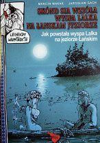 Okładka książki: Skónd sia wzióła wyspa Lalka na Łanskam Jyziorze