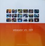 Okładka książki: Ambasador EFS 2009