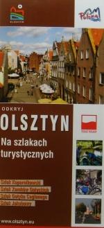 Okładka książki: Odkryj Olsztyn - na szlakach turystycznych