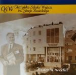Okładka książki: Olsztyńska Szkoła Wyższa im. Józefa Rusieckiego