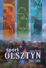 Okładka książki: Sport Olsztyn 2007/2008