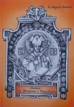 Okładka książki: Śladami św. Brunona z Kwerfurtu
