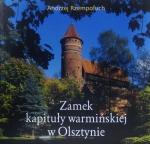 Okładka książki: Zamek Kapituły Warmińskiej w Olsztynie