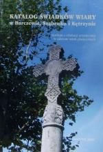 Okładka książki: Katalog świadków wiary