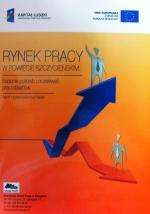Okładka książki: Rynek pracy w powiecie szczycieńskim