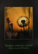 Okładka książki: Tysiące odcieni zieleni