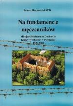 Okładka książki: Na fundamencie męczenników