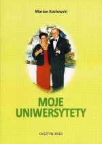 Okładka książki: Moje uniwersytety