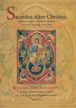 Okładka książki: Sacerdos alter Christus