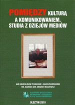 Okładka książki: Pomiędzy kulturą a komunikowaniem