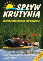 Okładka książki: Spływ Krutynią