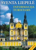 Okładka książki: Sventa Liepele