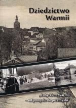 Okładka książki: Dni Dziedzictwa Warmii