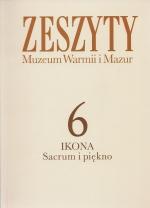 Okładka książki: Ikona, sacrum i piękno
