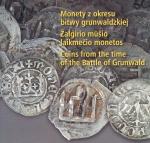Okładka książki: Monety z okresu bitwy grunwaldzkiej