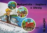 Okładka książki: Optymista - żeglarz z Iławy