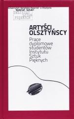 Okładka książki: Artyści olsztyńscy