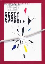 Okładka książki: Gesty, znaki, symbole