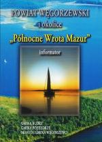 Okładka książki: Powiat węgorzewski i okolice