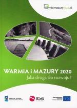 Okładka książki: Warmia i Mazury 2020