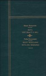 Okładka książki: Bydgoskie rękopisy Roty