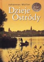 Okładka książki: Dzieje Ostródy