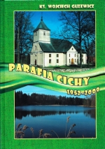 Okładka książki: Parafia Cichy 1952-2009