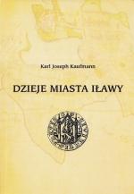 Okładka książki: Dzieje miasta Iławy