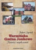 Okładka książki: Warmińska gmina Jonkowo