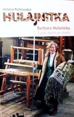 Okładka książki: Hulajnitka. Barbara Hulanicka. Życie i twórcze dzieło