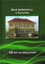 Okładka książki: 100 lat na Mazurach