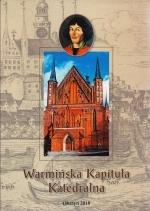 Okładka książki: Warmińska Kapituła Katedralna