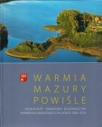 Okładka książki: Warmia Mazury Powiśle