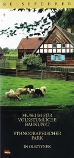 Okładka książki: Museum für Volkstümliche Baukunst Etnographischer Park in Olsztynek