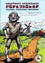 Okładka książki: Abentojry mazurskech pofejdokóf