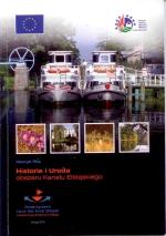 Okładka książki: Historie i uroda obszaru Kanału Elbląskiego