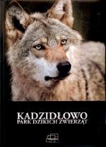Okładka książki: Kadzidłowo Park Dzikich Zwierząt