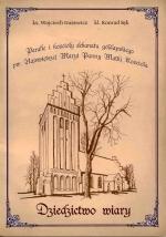 Okładka książki: Dziedzictwo wiary