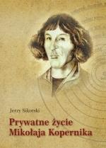 Okładka książki: Prywatne życie Mikołaja Kopernika