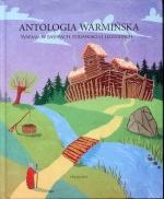 Okładka książki: Antologia warmińska