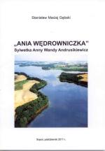 Okładka książki: Ania Wędrowniczka