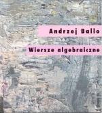 Okładka książki: Wiersze algebraiczne