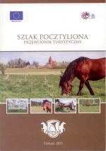 Okładka książki: Szlak Pocztyliona