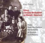 Okładka książki: Polacy z Kresów Wschodnich na Warmii i Mazurach